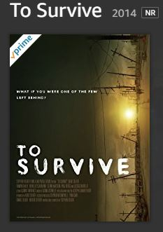 To Survive Now Streaming