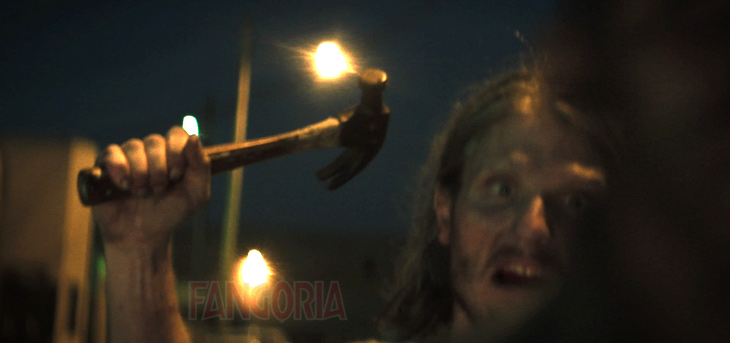 Parasites Still from Fangoria